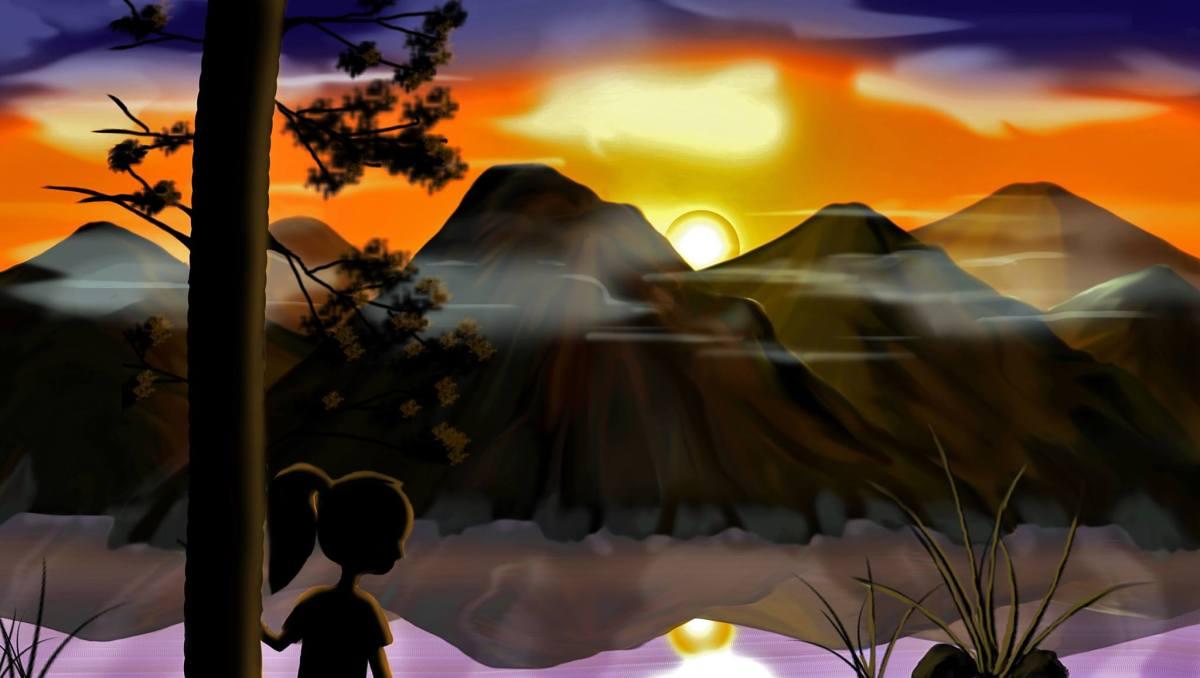A Sunset or ASunrise?