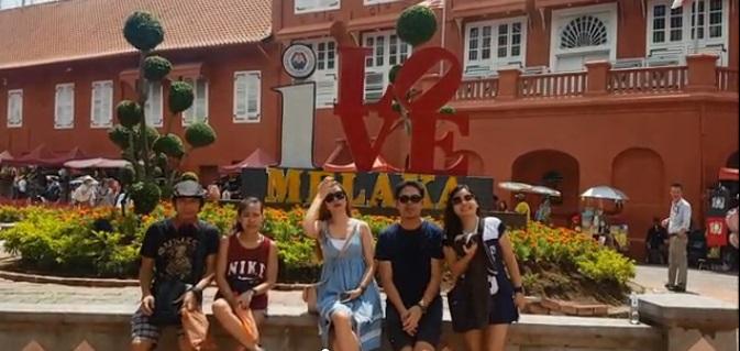 MELAKA, MALAYSIA: A BirthdayEscapade