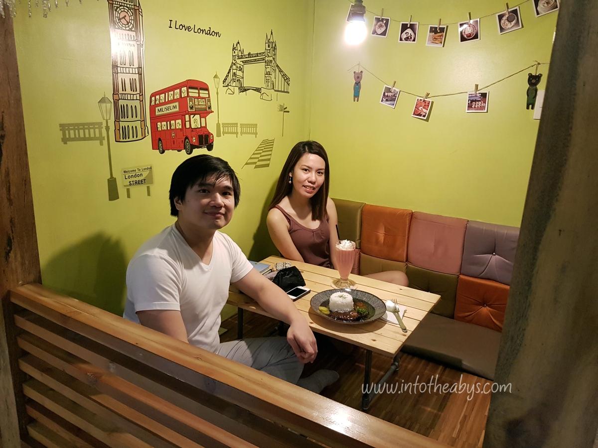 Café Talk Library: Cebu's BookwormParadise