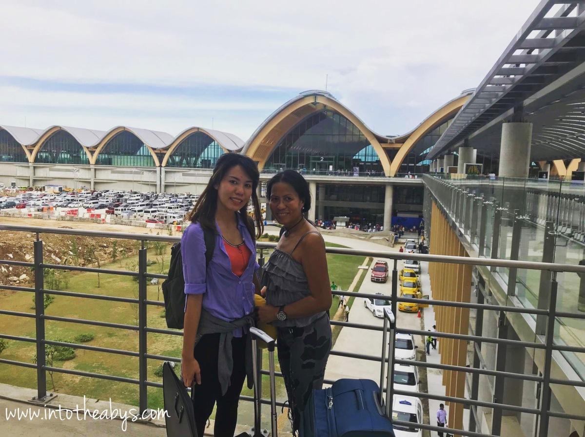 Cebu's New: MACTAN International Airport Terminal2!