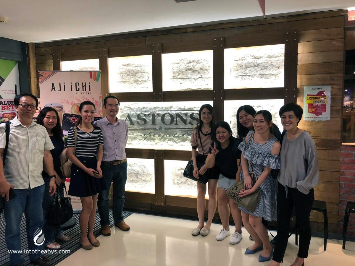 Astons: Value for Money SteakHouse inSingapore