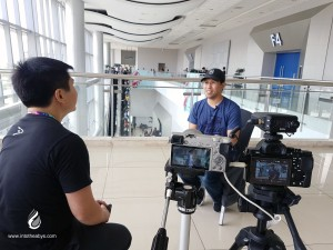 During an interview of Anthony Francisco
